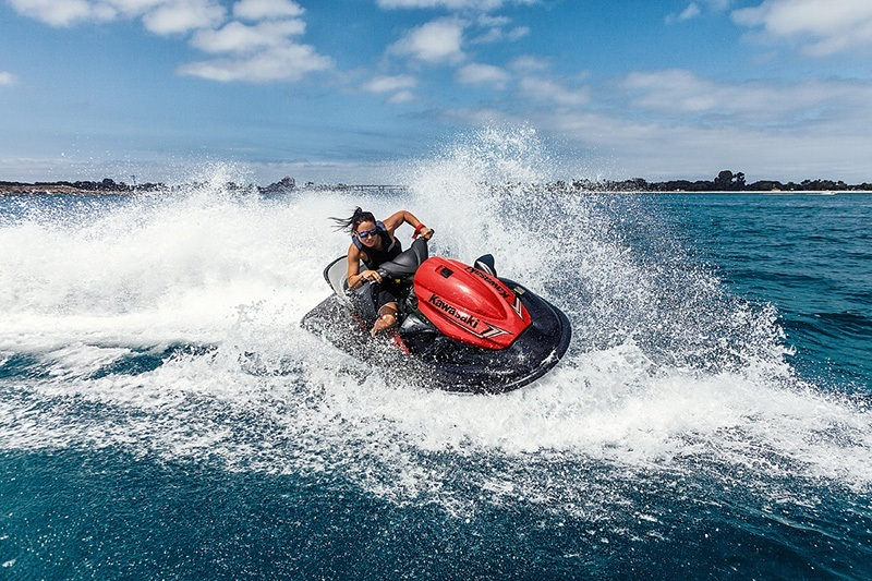 2018 Kawasaki Jet Ski STX-15F in Waterbury, Connecticut - Photo 8