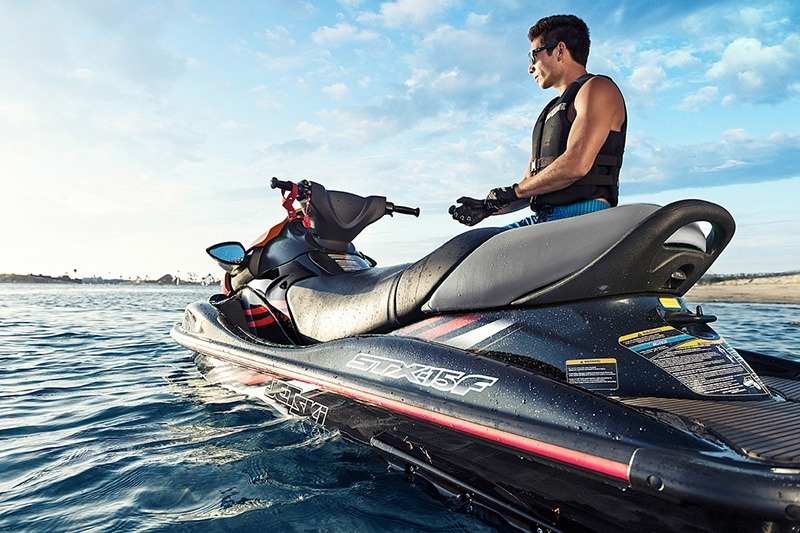 2018 Kawasaki Jet Ski STX-15F in Waterbury, Connecticut - Photo 10