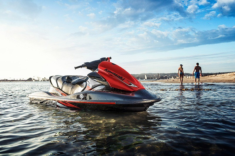 2018 Kawasaki Jet Ski STX-15F in Bellevue, Washington
