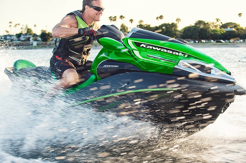 2018 Kawasaki Jet Ski Ultra 310LX in Orlando, Florida - Photo 8