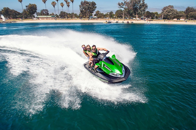 2018 Kawasaki Jet Ski Ultra 310LX in South Haven, Michigan - Photo 10