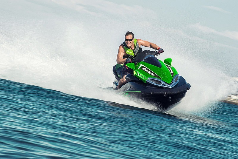 2018 Kawasaki Jet Ski Ultra 310LX in Dimondale, Michigan