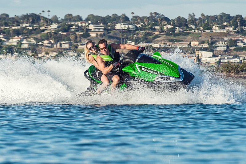 2018 Kawasaki Jet Ski Ultra 310LX in Pendleton, New York