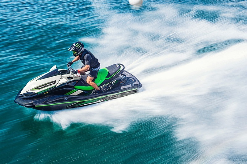2018 Kawasaki Jet Ski Ultra 310R in Wasilla, Alaska - Photo 11
