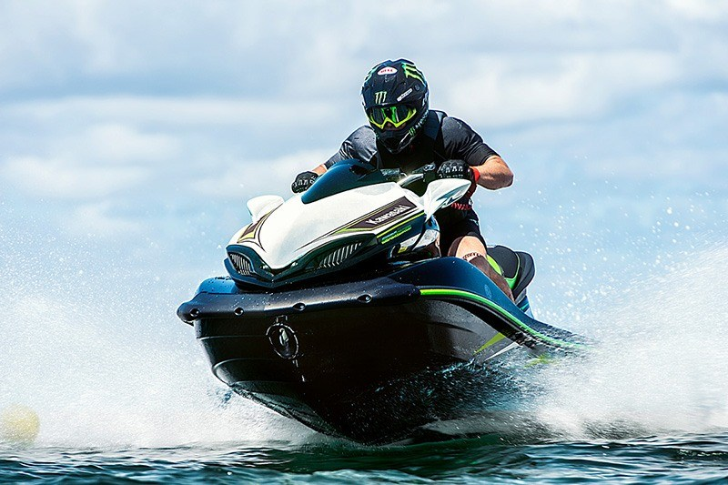 2018 Kawasaki Jet Ski Ultra 310R in Wasilla, Alaska - Photo 12