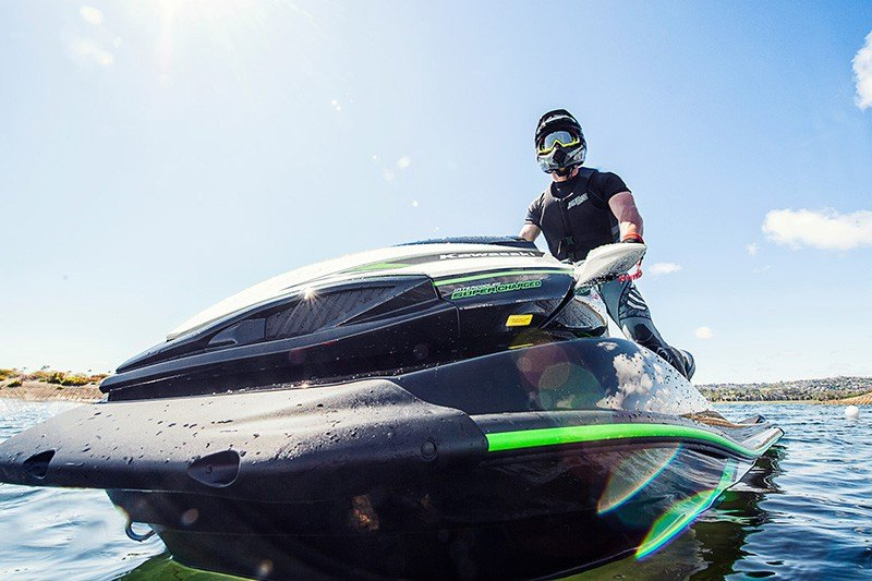 2018 Kawasaki Jet Ski Ultra 310R in Warsaw, Indiana - Photo 15
