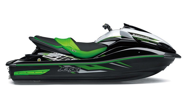 2018 Kawasaki Jet Ski Ultra 310R in Wasilla, Alaska - Photo 1
