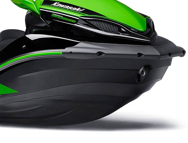 2018 Kawasaki Jet Ski Ultra 310R in Wasilla, Alaska - Photo 7