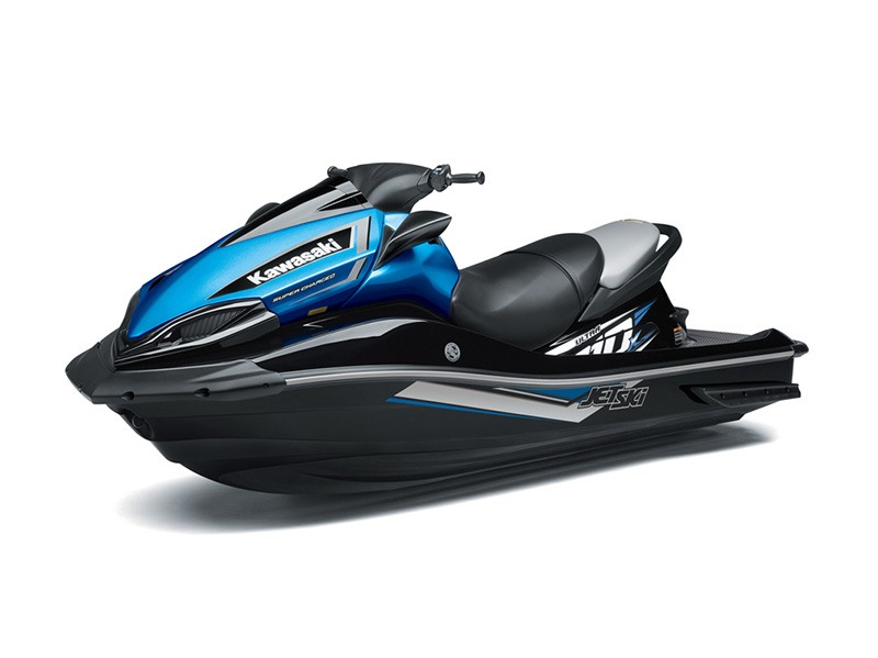 2018 Kawasaki Jet Ski Ultra 310X in Louisville, Tennessee - Photo 3
