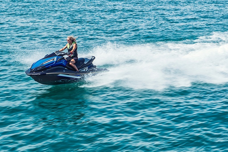 2018 Kawasaki Jet Ski Ultra 310X in Dimondale, Michigan