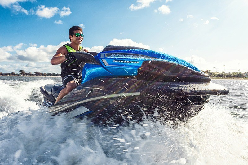 2018 Kawasaki Jet Ski Ultra 310X in Yuba City, California