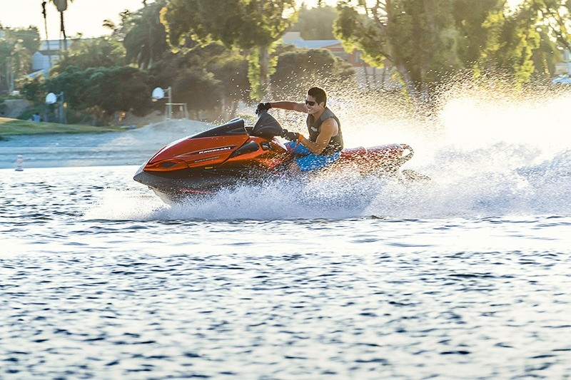 2018 Kawasaki Jet Ski Ultra 310X SE in Johnson City, Tennessee - Photo 4