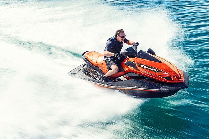 2018 Kawasaki Jet Ski Ultra 310X SE in Yuba City, California