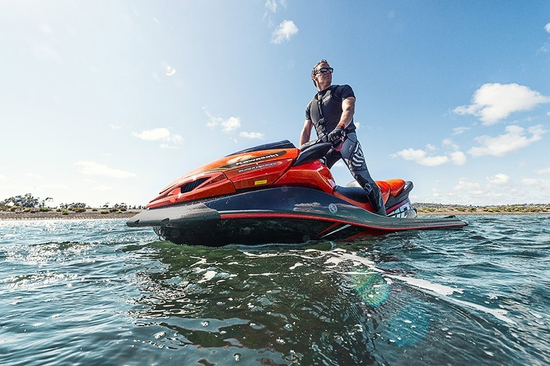 2018 Kawasaki Jet Ski Ultra 310X SE in Johnson City, Tennessee - Photo 11