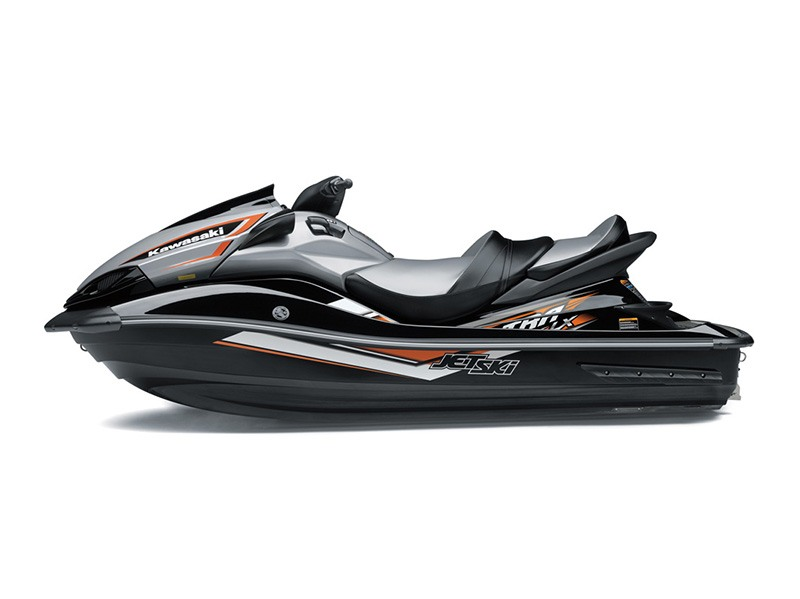 2018 Kawasaki Jet Ski Ultra LX in Johnson City, Tennessee