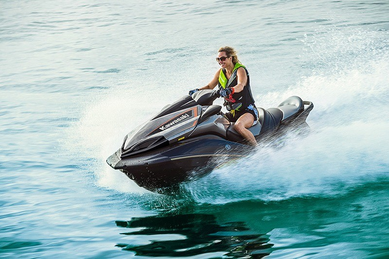 2018 Kawasaki Jet Ski Ultra LX in Bellevue, Washington - Photo 4