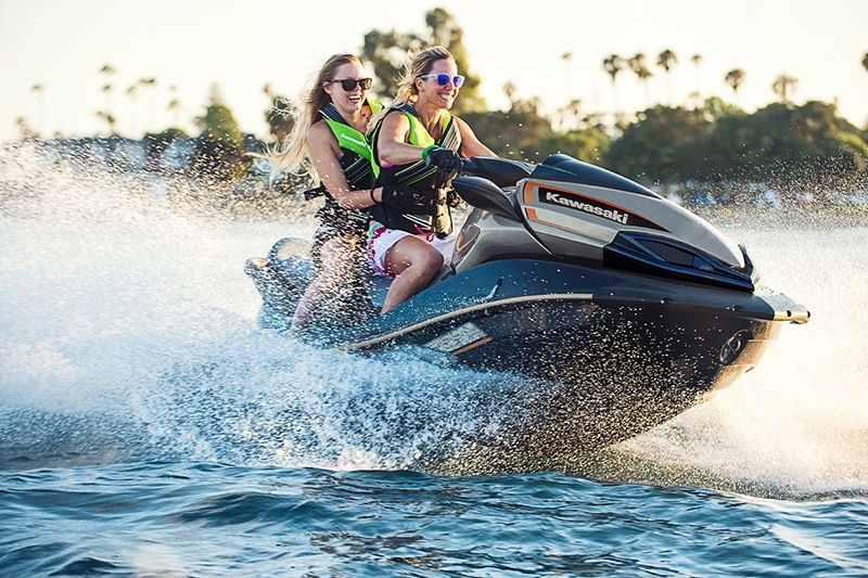2018 Kawasaki Jet Ski Ultra LX in Bellevue, Washington - Photo 5