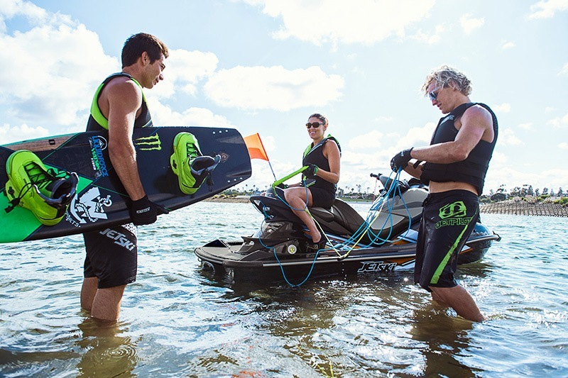 2018 Kawasaki Jet Ski Ultra LX in Bolivar, Missouri - Photo 8