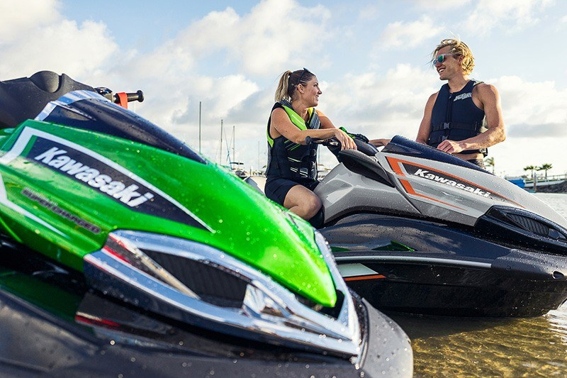 2018 Kawasaki Jet Ski Ultra LX in Queens Village, New York