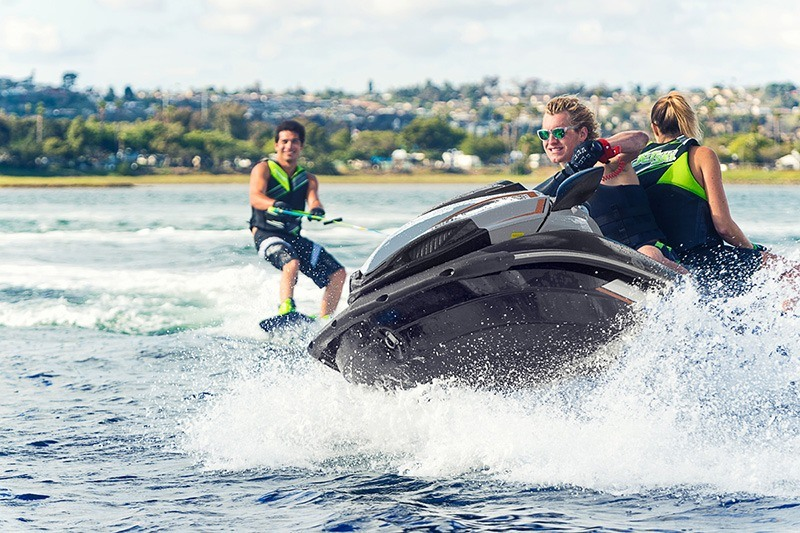 2018 Kawasaki Jet Ski Ultra LX in Arlington, Texas