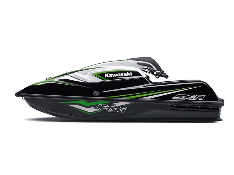 2018 Kawasaki JET SKI SX-R in Port Angeles, Washington