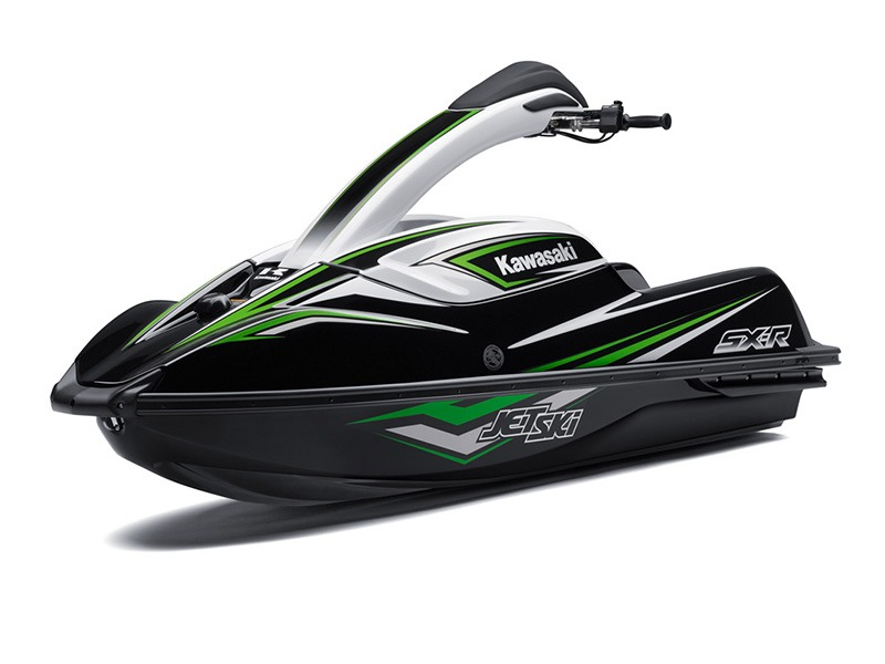 2018 Kawasaki JET SKI SX-R in Asheville, North Carolina