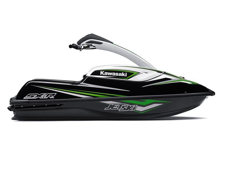 2018 Kawasaki JET SKI SX-R in Manitou Beach, Michigan