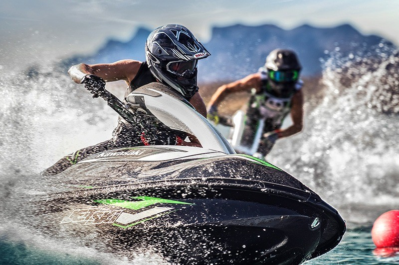 2018 Kawasaki JET SKI SX-R in Castaic, California