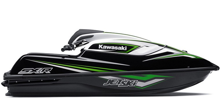 2018 Kawasaki JET SKI SX-R in Tarentum, Pennsylvania - Photo 1