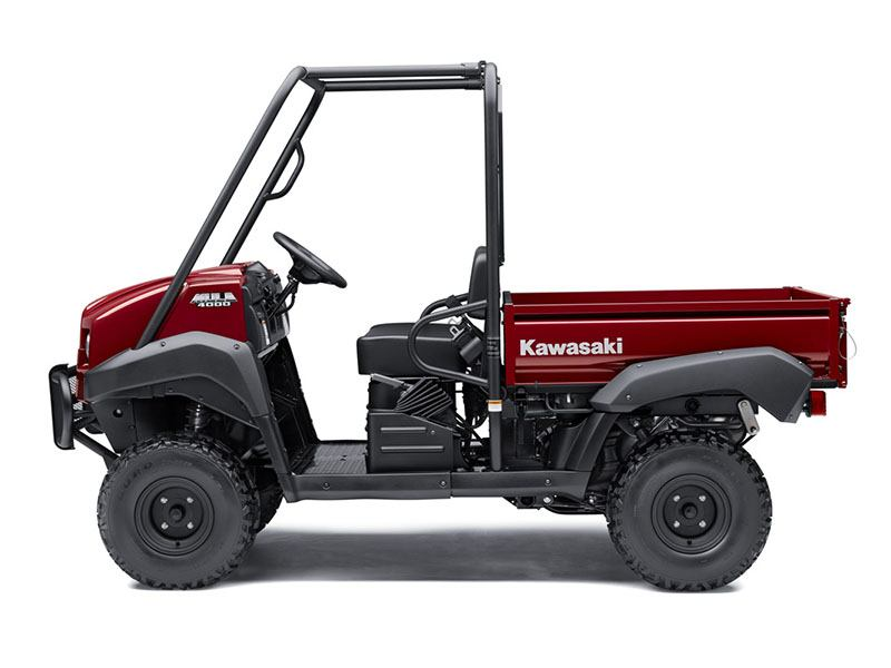 2018 Kawasaki Mule 4000 in Boonville, New York