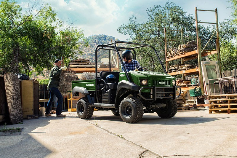 2018 Kawasaki Mule 4000 in Asheville, North Carolina