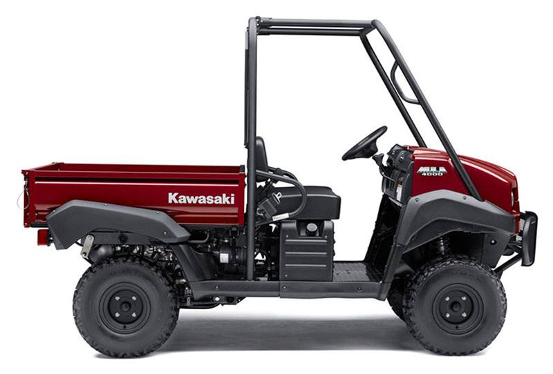 2018 Kawasaki Mule 4000 in Winterset, Iowa - Photo 1