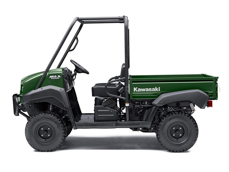 2018 Kawasaki Mule 4000 in Howell, Michigan