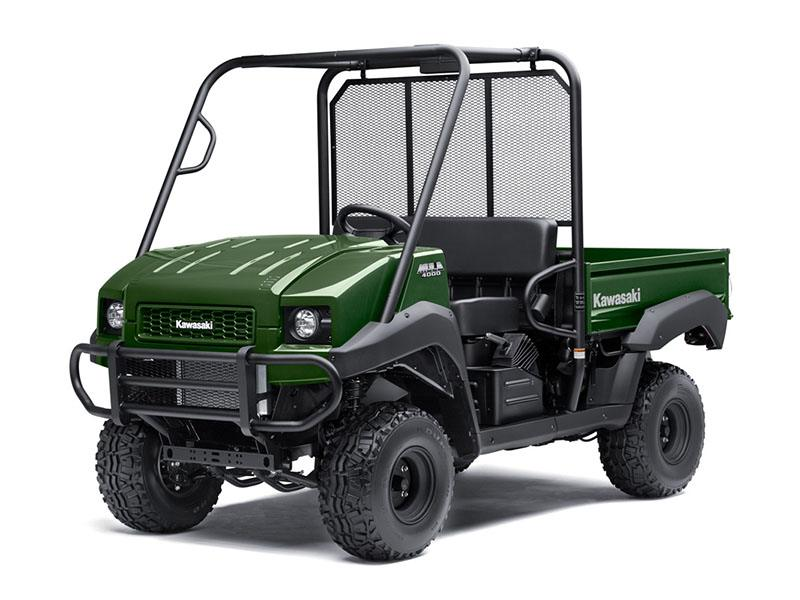 2018 Kawasaki Mule 4000 in Colorado Springs, Colorado