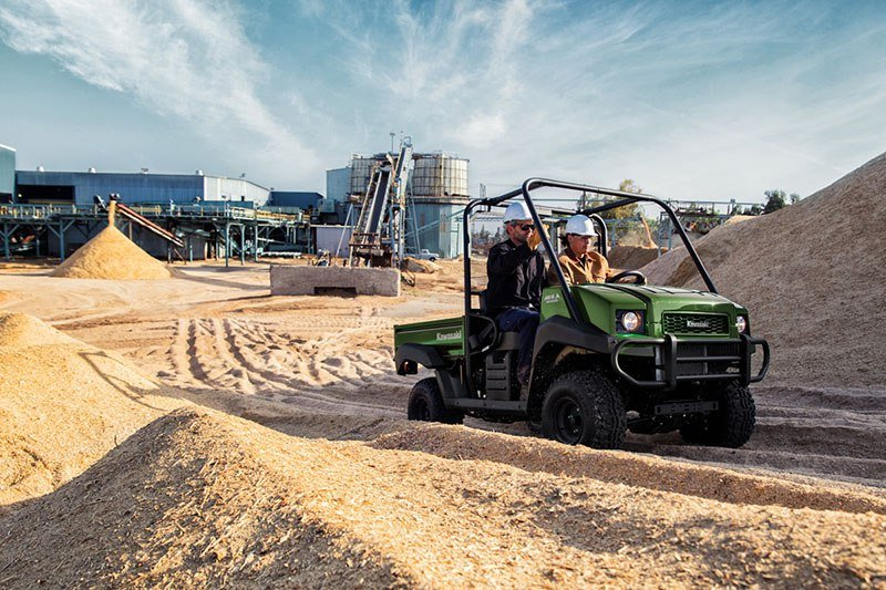 2018 Kawasaki Mule 4000 in Orlando, Florida - Photo 5