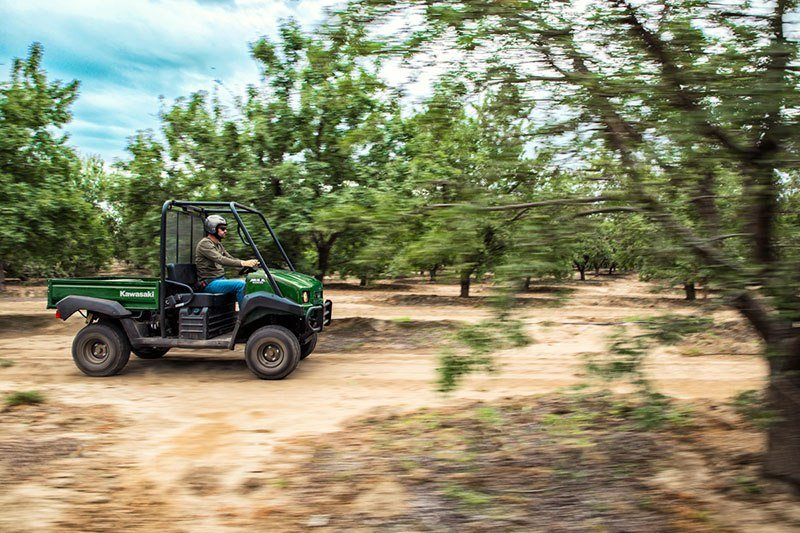 2018 Kawasaki Mule 4000 in Concord, New Hampshire