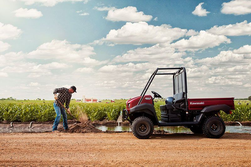 2018 Kawasaki Mule 4000 in South Hutchinson, Kansas