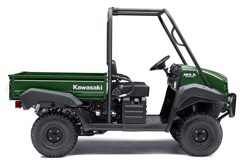 2018 Kawasaki Mule 4000 in Harrison, Arkansas