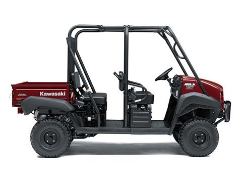 2018 Kawasaki Mule 4000 Trans in Harrisburg, Illinois