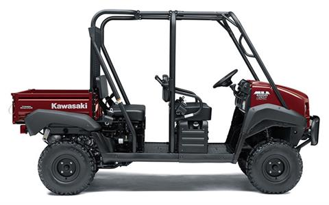 2018 Kawasaki Mule 4000 Trans in Iowa City, Iowa
