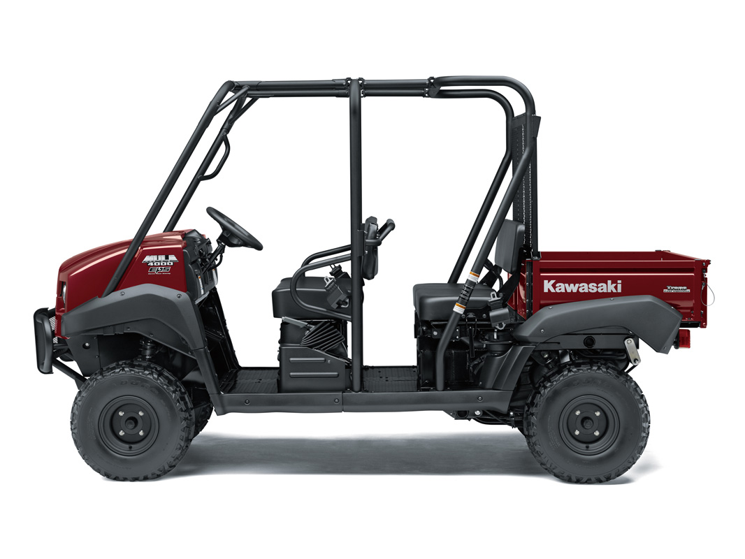 2018 Kawasaki Mule 4000 Trans in Concord, New Hampshire
