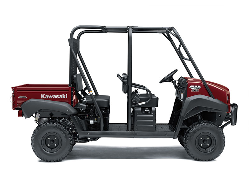 2018 Kawasaki Mule 4000 Trans in Johnson City, Tennessee