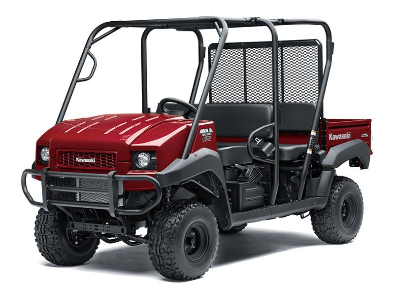 2018 Kawasaki Mule 4000 Trans in North Mankato, Minnesota