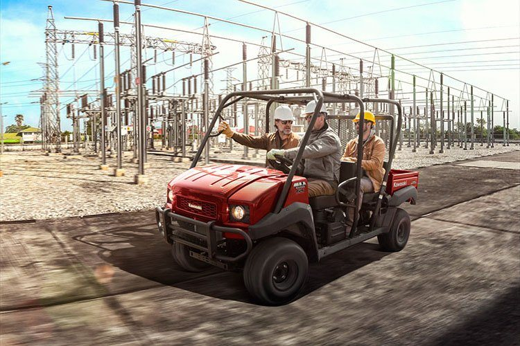 2018 Kawasaki Mule 4000 Trans in Middletown, New Jersey - Photo 6