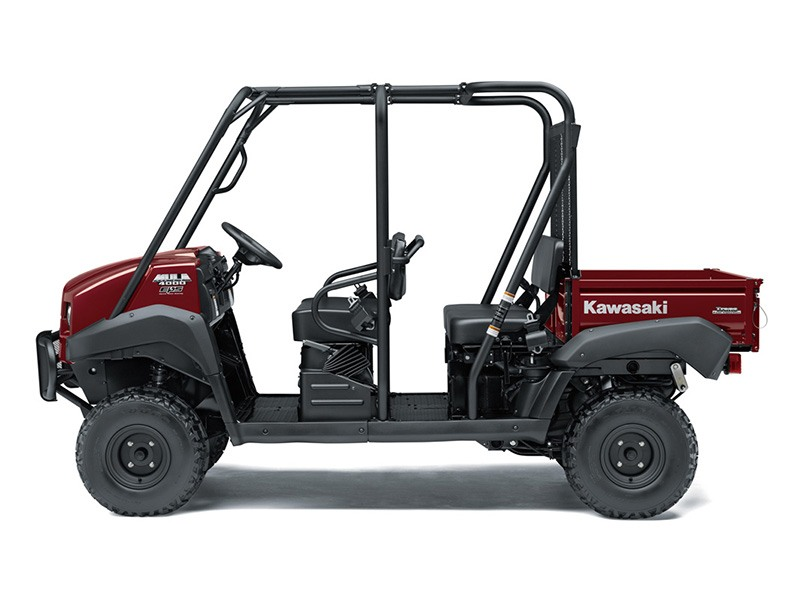 2018 Kawasaki Mule 4000 Trans in Middletown, New Jersey - Photo 2