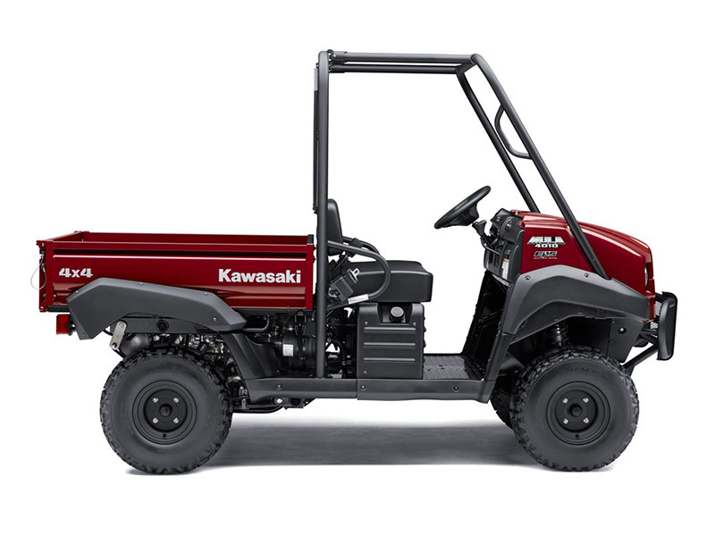 2018 Kawasaki Mule 4010 4x4 in Jamestown, New York