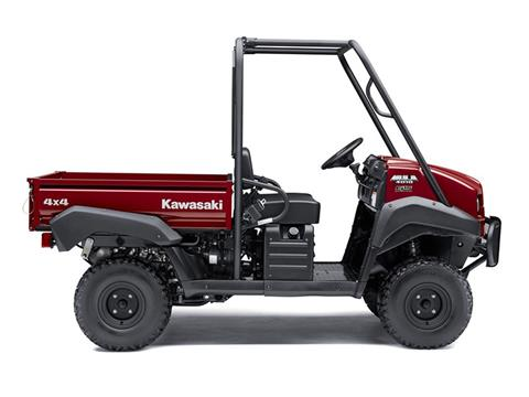 2018 Kawasaki Mule 4010 4x4 in Fairfield, Illinois