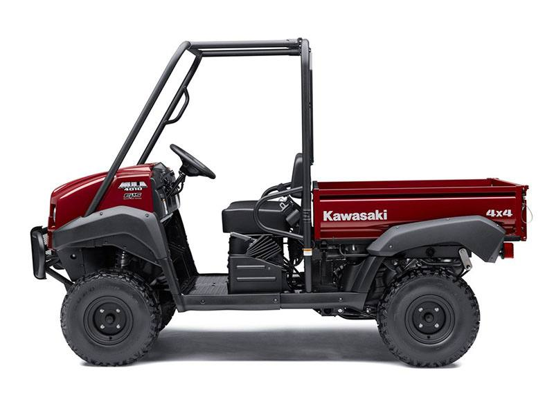 2018 Kawasaki Mule 4010 4x4 in Colorado Springs, Colorado