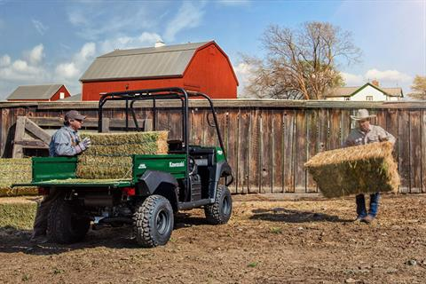 2018 Kawasaki Mule 4010 4x4 in Harrisburg, Pennsylvania - Photo 5
