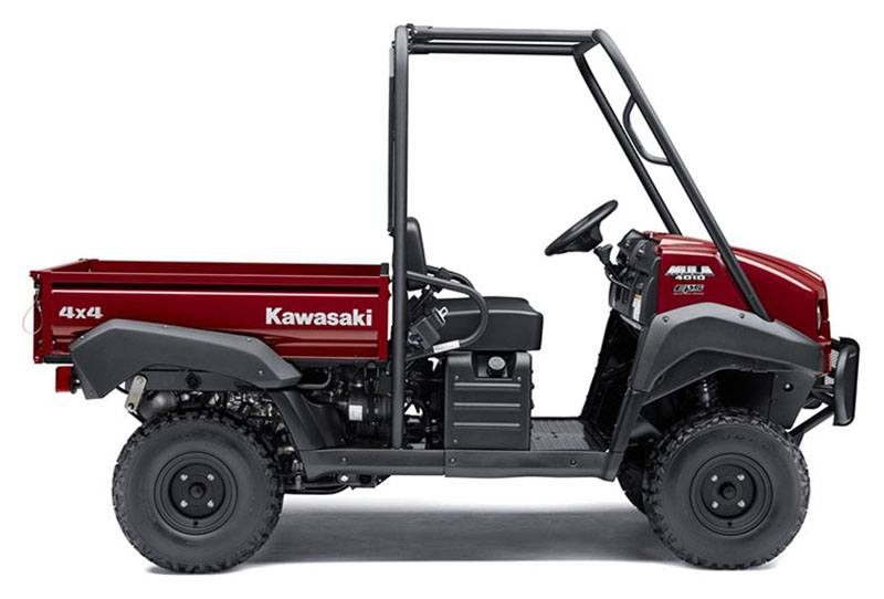 2018 Kawasaki Mule 4010 4x4 in Chanute, Kansas